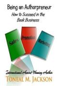 Being an Authorpreneur