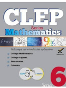 CLEP Math Series 2017