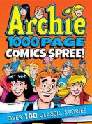Archie 1000 Page Comics Spree