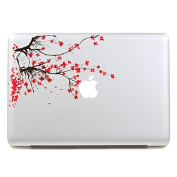 Removeable Fashion Designed Trees Pattern Macbook, Macbook Air Sticker Macbook Pro Macbook Air Decoration