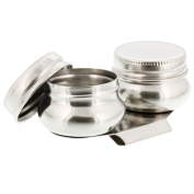 MyLifeUNIT Large Mouth Double Dipper Palette Cup
