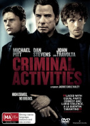 Criminal Activities [Region 4]