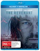 The Revenant (Blu-ray/UV) [Region B] [Blu-ray]