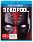 Deadpool (Blu-ray/UV) [Region B] [Blu-ray]
