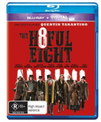 The Hateful Eight (Blu-ray/UV) [Region B] [Blu-ray]