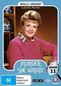 Murder, She Wrote: Season 11 [Region 4]