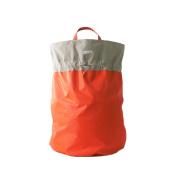 7AM Enfant Voyage Hamper Bag, Red/Beige