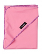 Luv Bug Company UPF 50 Plus Sun Protection Blanket, Pink
