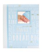 Lil' Peach Dream Big Wordplay Babybook, Blue