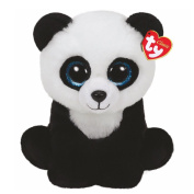 "Ty Classic Beanies TY Classic Plush - MING the Panda Bear (13 inch from tail) 25cm Medium Buddy Size 9"" ..."