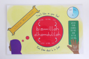 Islamic Activity Placemat - Girl