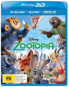 Zootopia  [Region B] [Blu-ray]