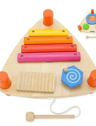 ZQ BENHO Triangle Music Centre Baby Toy Instrument