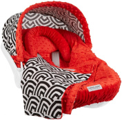 Carseat Canopy Whole Caboodle - Solomon