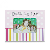 Babuqee 940150 LED Baby Photo Frame - Birthday Girl