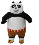 "KUNG FU PANDA - Plush Toy character ""Panda Po"" (11""/28cm)of the movie ""KUNG FU PANDA 3"" 2016 - Super Soft Quality"