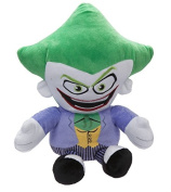 "DC COMICS - Plush Toy character ""Jocker"" the enemy of Batman in the movie and TV cartoons ""BATMAN""(sitting 9""/23cm) - Qualità super soft"