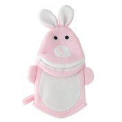 Rabbit Shaped Bath Gloves