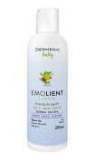 DERMEDIC - LINUM BABY - EMOLIENT - Emolient bath emulsion from the first day of life - 200 ml - Recommended for everyday hygiene and care of dry, very dry and atopic skin as well as skin susceptible to allergies or showing symptoms of psoriasis. Recomm ..