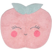nattiot-tapis Machine Candy Apple Pink