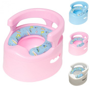 Potty | Wide Choise of Beautiful Potties | Stable for a Secure Hold | With Removable Inner Bowl