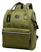 Tibes Large Capacity Travel Backpack Handle Backpack Laptop Backpack for Men