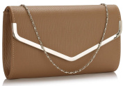 Small Size Ladies Women's Fashion Designer Celebrity Gorgeous Quality Faux Leather Flap Clutch Purse Evening Bag CWE00264A CWE00264 CWE00300