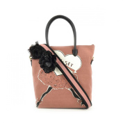 TWIN SET Women's Shoulder Bag Pink Cameo