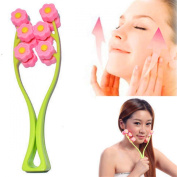 Careshine New Series Facail Cellulite Slimming Roller Beauty Massager