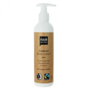 Fair Squared Body Lotion, Coconut