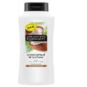 Alberto-Balsam-Coconut-Lychee-Shampoo-350ml 6 Pack Fancy an exotic escape. This heavenly scented coconut & lychee shampoo nourishes your hair and adds shine.