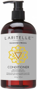 Laritelle Organic Conditioner 470ml | Hair Loss Prevention, Anti-Breakage, Split Ends Treatment | Leave-in, Wash-out or Deep Conditioner | NO Sulphates, Gluten, Alcohol, Parabens, Phthalates