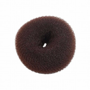 sublimod - Darling Hair Brown Hair Bun Donut - Large 14 cm