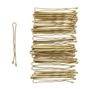 Claire's Girls and Womens 30 Pack Blonde Mini Kirby Pins in Gold