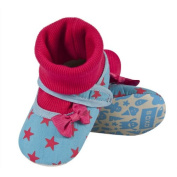 KR-101 Crawling Shoes - Baby's First Shoes Red-Blue