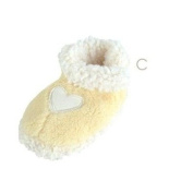Baby Shoes, Running Shoes Slippers Padded Yellow Size 13 cm