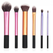 6 Pcs Professional Makeup Brushes Foundation contour kit pinceis maquiagem make up brushes for Ladies