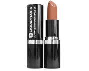 Liquidflora Lipstick Organic 07 Light Brown Trick Bio Make Up Lipstick Vegan