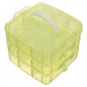 Ungfu Mall Nail Art Makeup Cosmetics Jewellery Container Storage Box Case