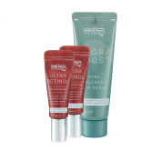 SkinPep Ultra Retinol 0.5% Serum 14ml + Hydra Boost 70ml - Helps To Reduce The Appearance Of Fine Lines + wrinkles + dark spots + 0.5% Pure Retinol + Hyaluronic Acid - 100% Satisfaction or Your Money Back Guarantee.