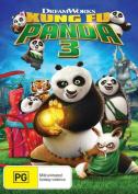 Kung Fu Panda 1Disc [3 Discs] [Region 4]