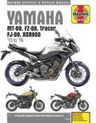 Yamaha MT-09 ('13-'16), Fz-09 ('14-'16), MT-09tr Tracer ('15-'16), FJ-09 ('15-'16) & Xsr900