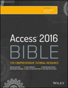 Access 2016 Bible