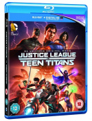 Justice League Vs. Teen Titans [Regions 1,2,3] [Blu-ray]