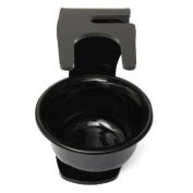 Shaving Stand Set - TOOGOO(R) Acrylic Shaving Brush/Razor Stand/Holder and Resin Shaving Bowl/Mug Nice Work