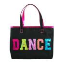 PP Dance in Style Mini Tote Bag Black