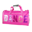 PP Dance in Style Carry All Hot Pink