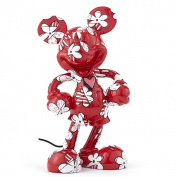 MICKEY WRAPPED IN FLOWERS