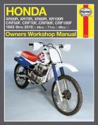 Honda Xr & Crf 1985 Thru 2016