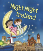 Night- Night Ireland [Board book]